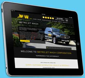 Responsive Web Design Tablet